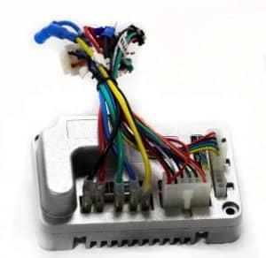 External 'magic' controller for e-bike