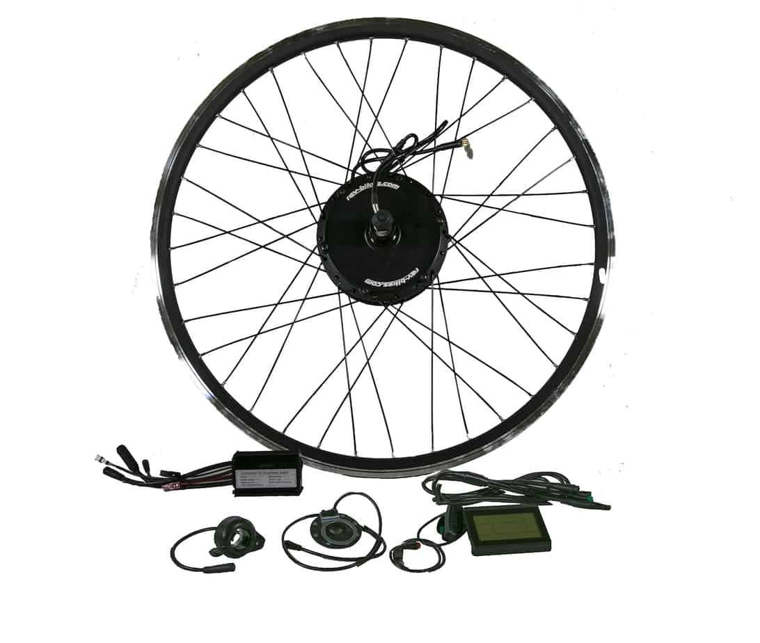 500w Hub Motor Kit with battery